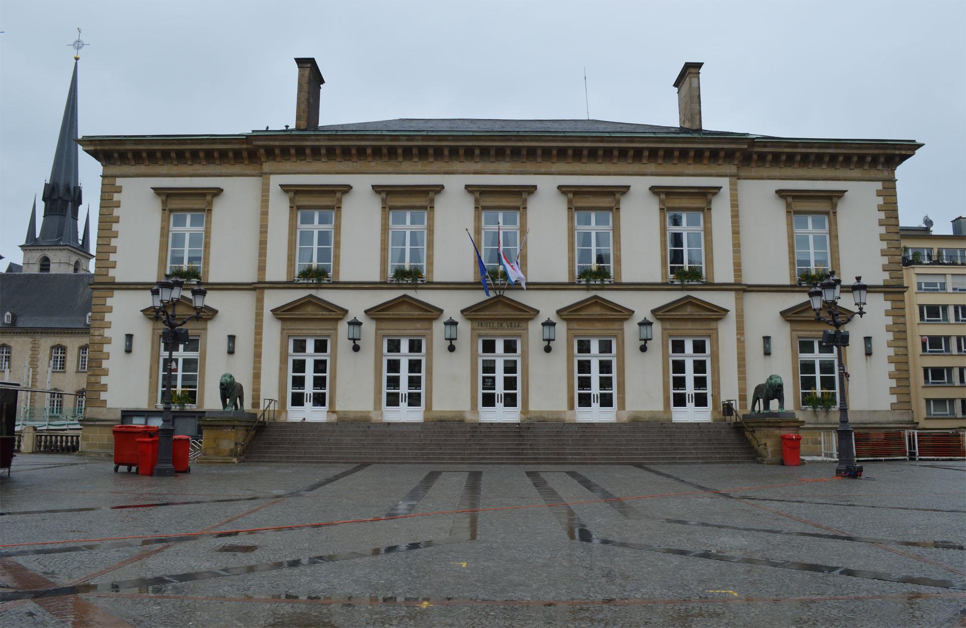 Hotels Luxemburg stad