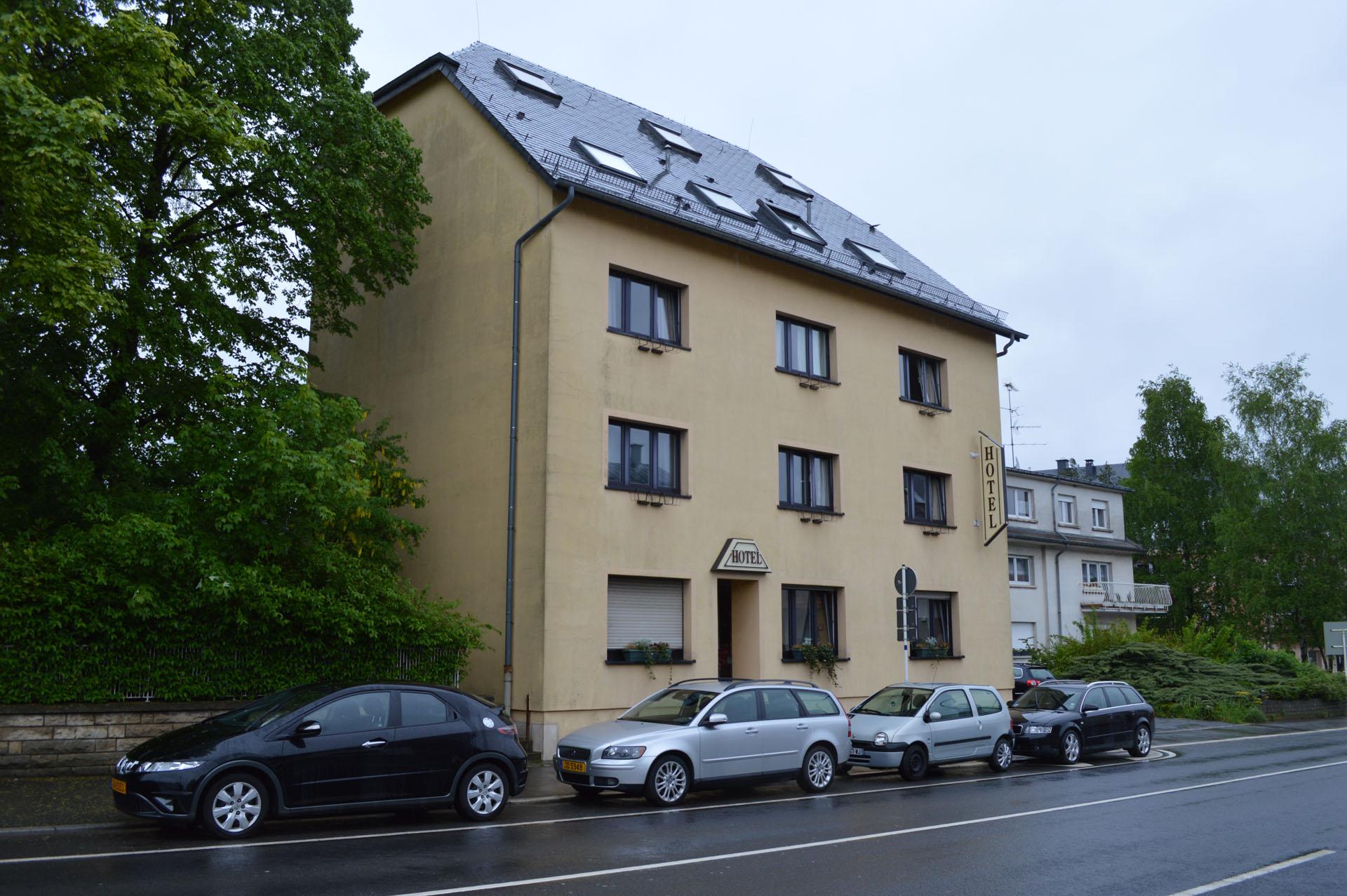 Parkeren Luxemburg stad