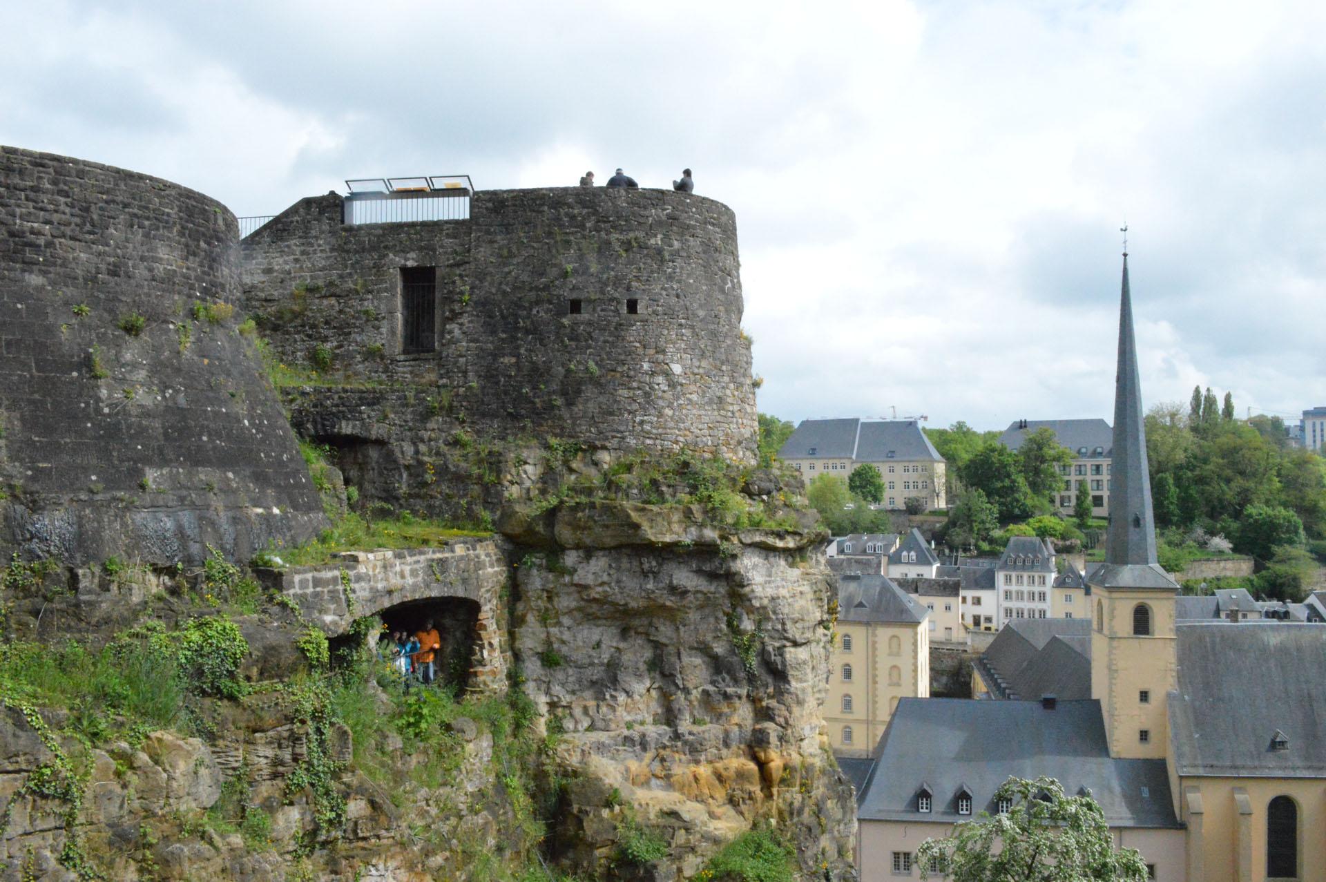 Bezienswaardigheden Luxemburg stad