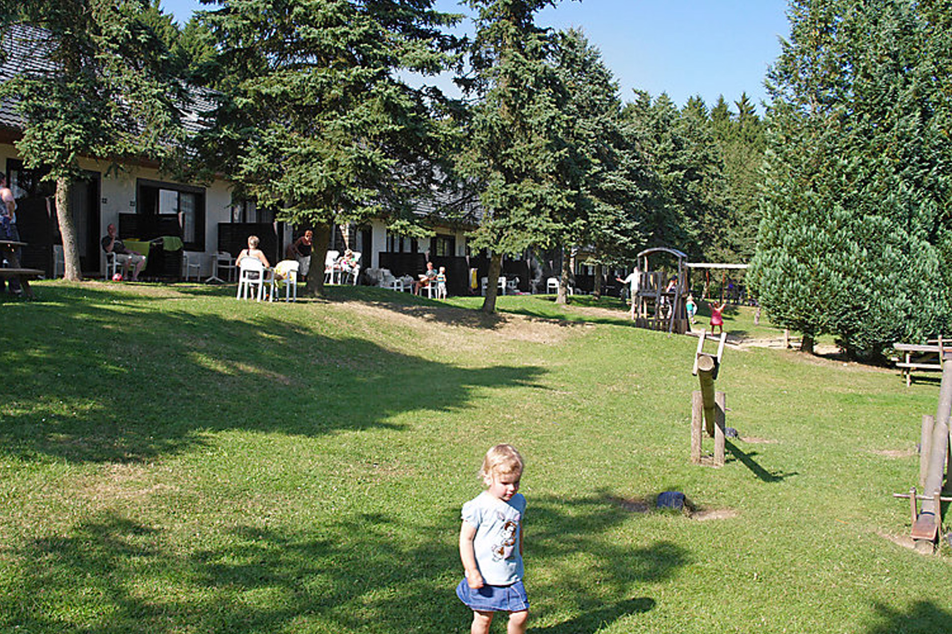 Vakantiepark La Sapinière